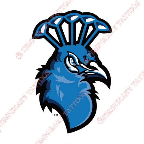 St. Peters Peacocks Customize Temporary Tattoos Stickers NO.6375