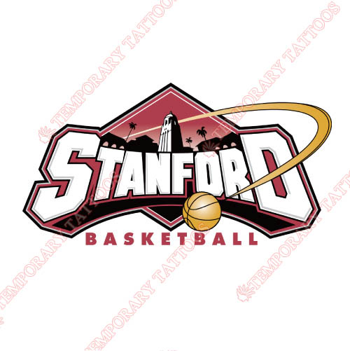 Stanford Cardinal Customize Temporary Tattoos Stickers NO.6385