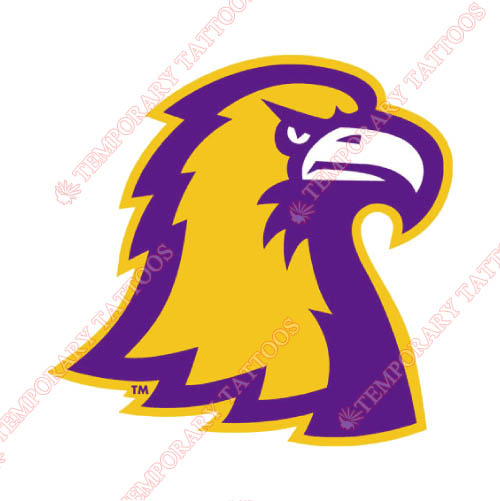 Tennessee Tech Golden Eagles Customize Temporary Tattoos Stickers NO.6459