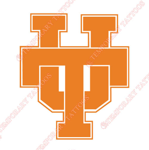 Tennessee Volunteers Customize Temporary Tattoos Stickers NO.6468