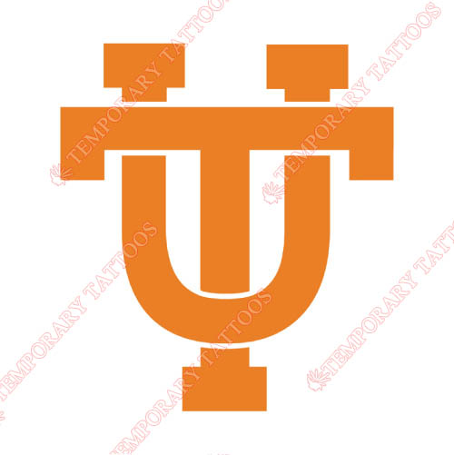 Tennessee Volunteers Customize Temporary Tattoos Stickers NO.6470