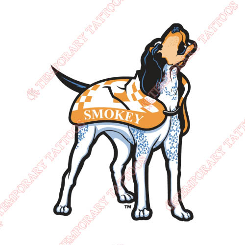 Tennessee Volunteers Customize Temporary Tattoos Stickers NO.6472
