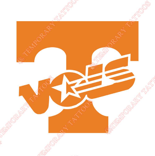 Tennessee Volunteers Customize Temporary Tattoos Stickers NO.6476