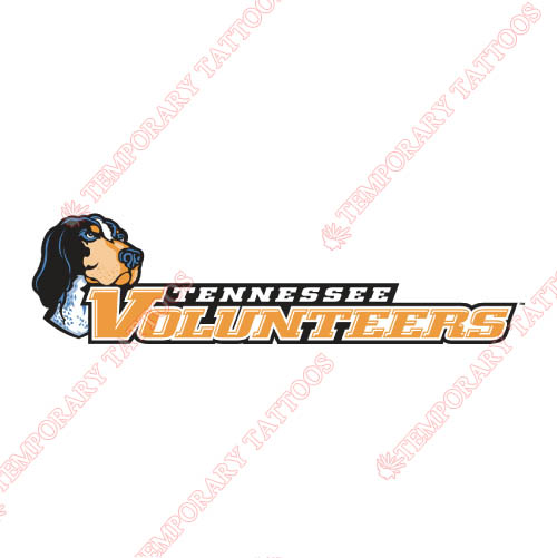Tennessee Volunteers Customize Temporary Tattoos Stickers NO.6477