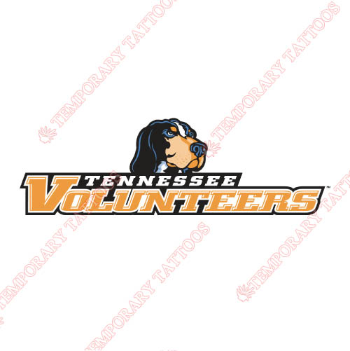 Tennessee Volunteers Customize Temporary Tattoos Stickers NO.6481