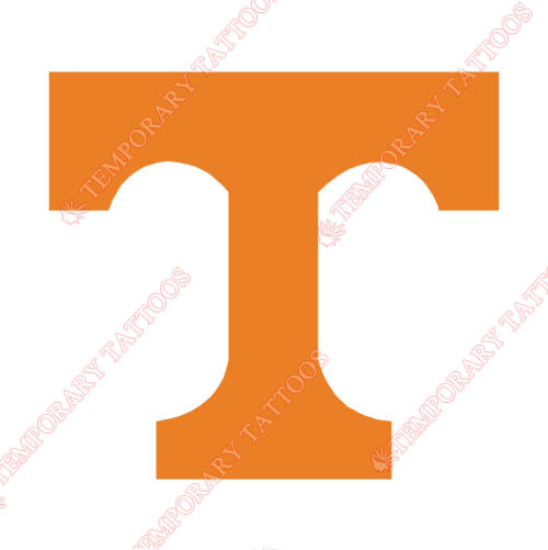 Tennessee Volunteers Customize Temporary Tattoos Stickers NO.6482