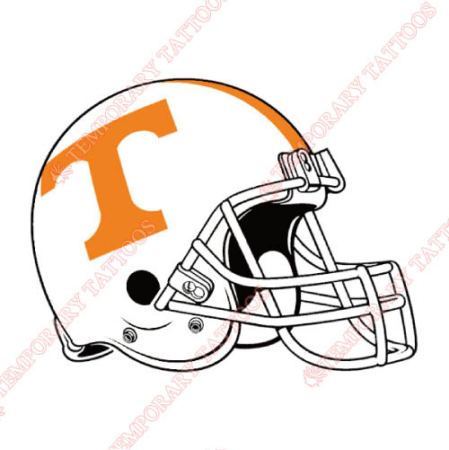 Tennessee Volunteers Customize Temporary Tattoos Stickers NO.6483