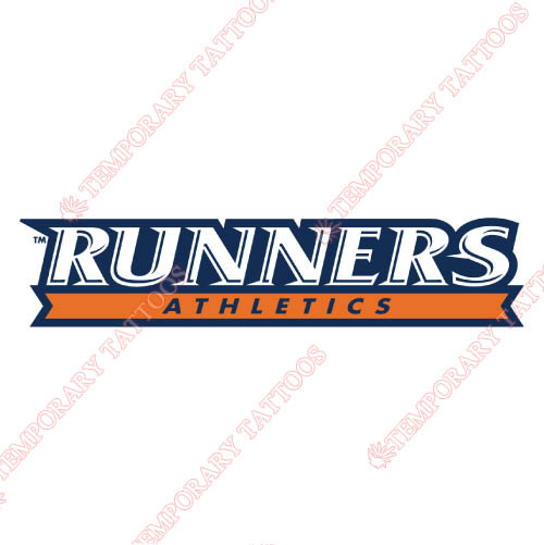 Texas SA Roadrunners Customize Temporary Tattoos Stickers NO.6545