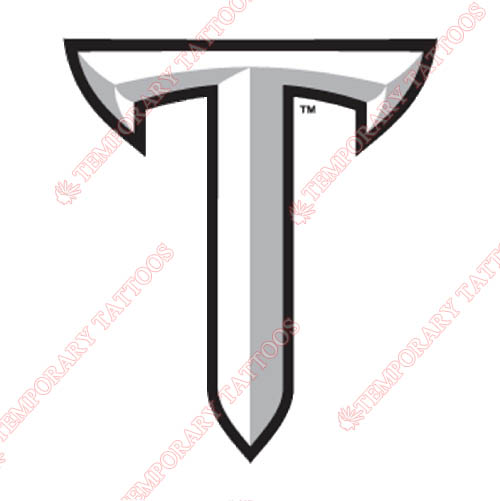 Troy Trojans Customize Temporary Tattoos Stickers NO.6601