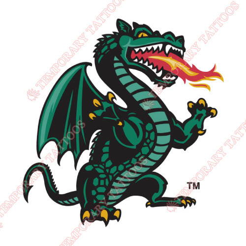 UAB Blazers Customize Temporary Tattoos Stickers NO.6636