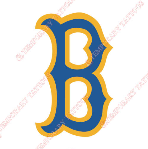 UCLA Bruins Customize Temporary Tattoos Stickers NO.6646