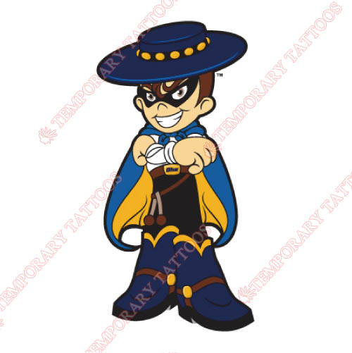 UCSB Gauchos Customize Temporary Tattoos Stickers NO.6672