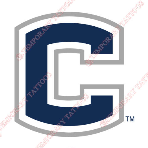 UConn Huskies Customize Temporary Tattoos Stickers NO.6663