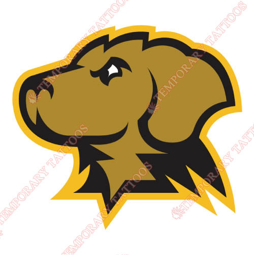 UMBC Retrievers Customize Temporary Tattoos Stickers NO.6687