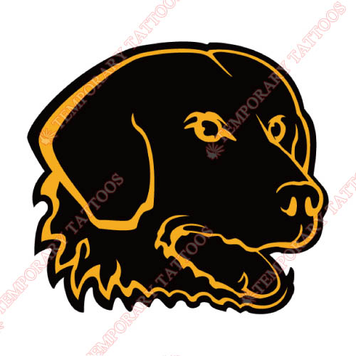 UMBC Retrievers Customize Temporary Tattoos Stickers NO.6689