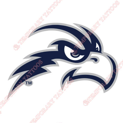 UNF Ospreys Customize Temporary Tattoos Stickers NO.6706