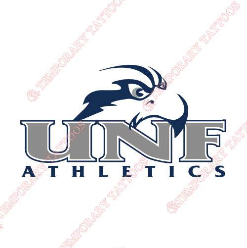 UNF Ospreys Customize Temporary Tattoos Stickers NO.6710