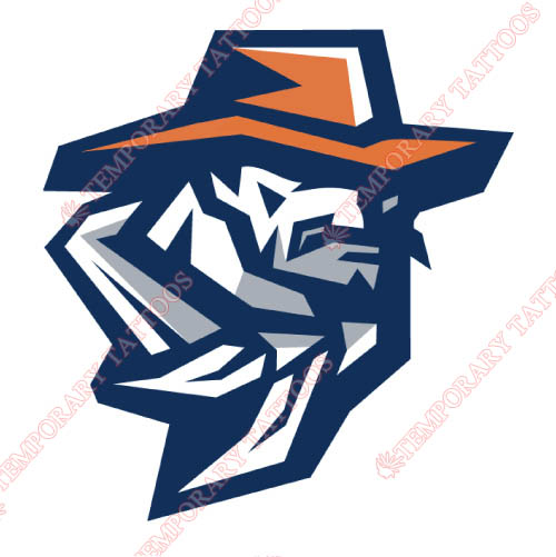 UTEP Miners Customize Temporary Tattoos Stickers NO.6763