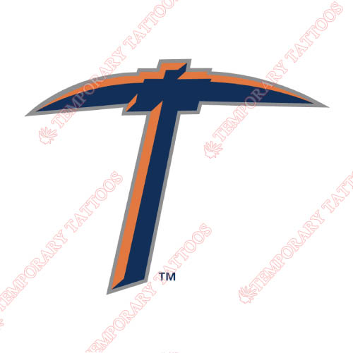 UTEP Miners Customize Temporary Tattoos Stickers NO.6776