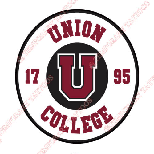 Union Dutchmen Customize Temporary Tattoos Stickers NO.6716