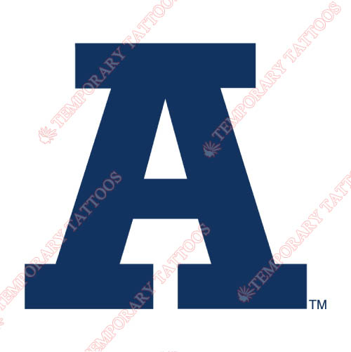 Utah State Aggies Customize Temporary Tattoos Stickers NO.6739