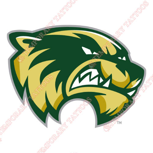 Utah Valley Wolverines Customize Temporary Tattoos Stickers NO.6753