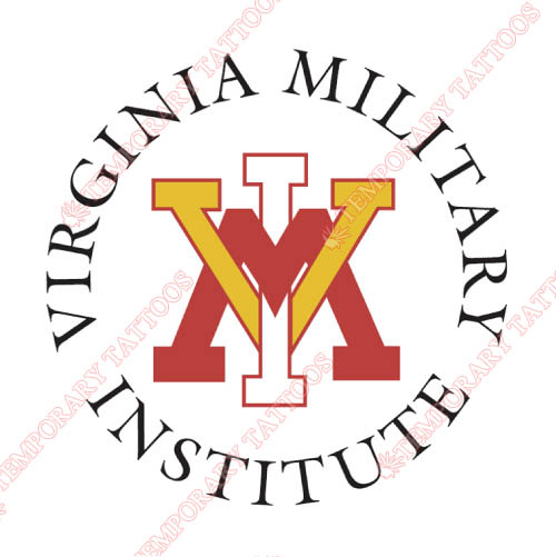 VMI Keydets Customize Temporary Tattoos Stickers NO.6866