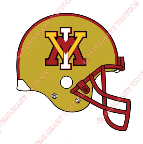VMI Keydets Customize Temporary Tattoos Stickers NO.6867