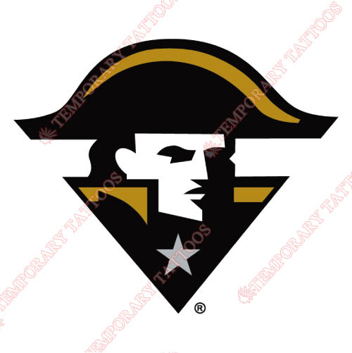 Vanderbilt Commodores Customize Temporary Tattoos Stickers NO.6790