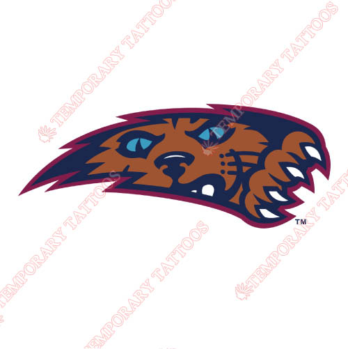 Villanova Wildcats Customize Temporary Tattoos Stickers NO.6812