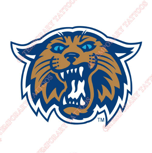 Villanova Wildcats Customize Temporary Tattoos Stickers NO.6815