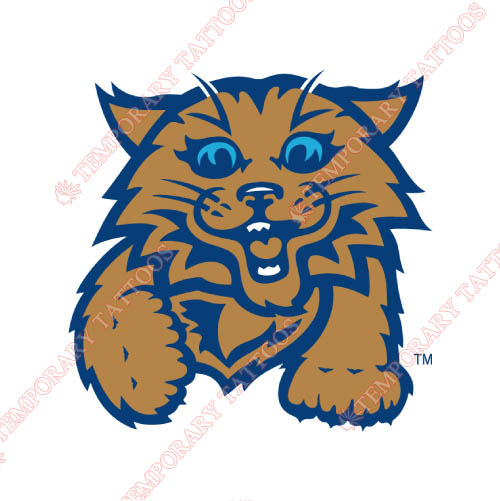 Villanova Wildcats Customize Temporary Tattoos Stickers NO.6820