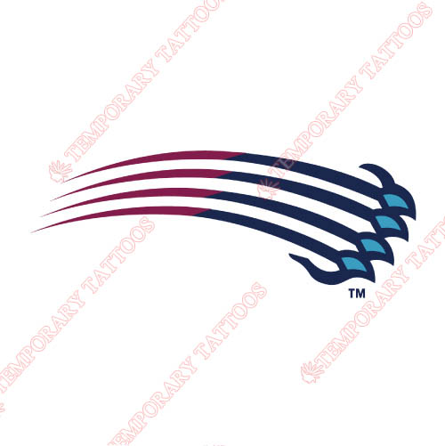 Villanova Wildcats Customize Temporary Tattoos Stickers NO.6825