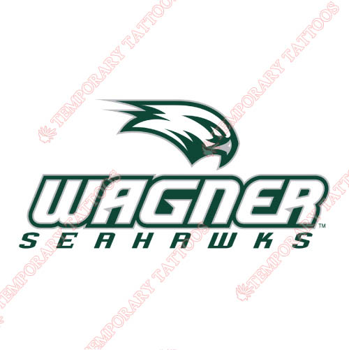 Wagner Seahawks Customize Temporary Tattoos Stickers NO.6869