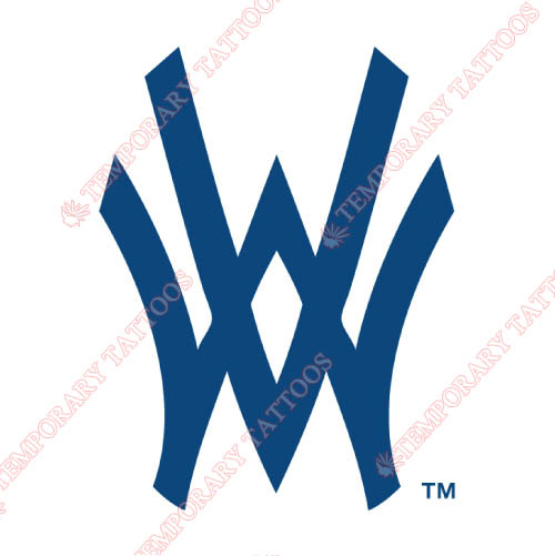 West Virginia Mountaineers Customize Temporary Tattoos Stickers NO.6934