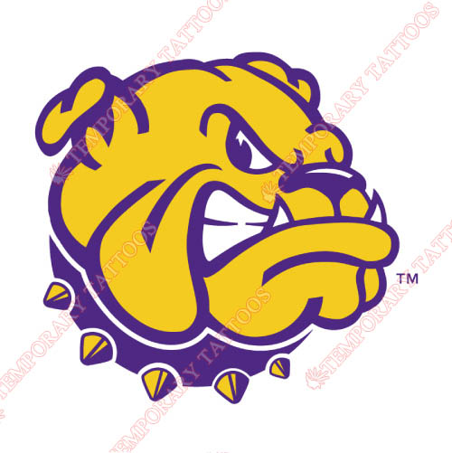 Western Illinois Leathernecks Customize Temporary Tattoos Stickers NO.6969