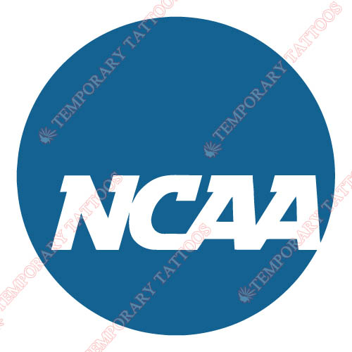 NCAA Logos 2013 Customize Temporary Tattoos Stickers N3251