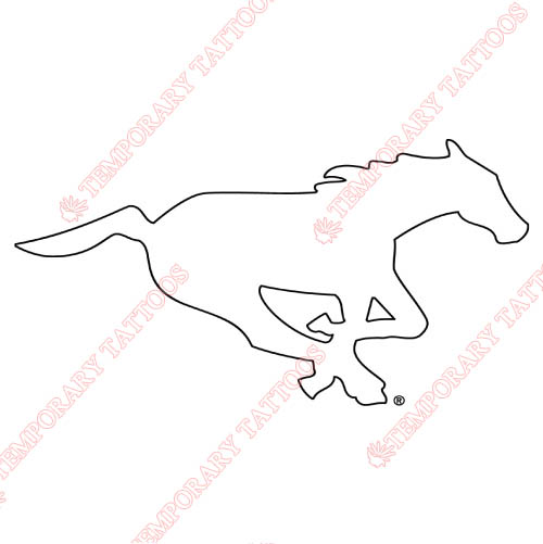 Calgary Stampeders Customize Temporary Tattoos Stickers NO.7583