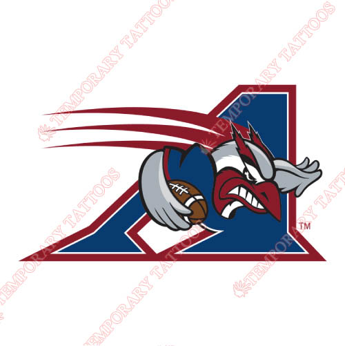 Montreal Alouettes Customize Temporary Tattoos Stickers NO.7611