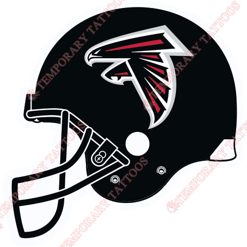 Atlanta falcons temp tattoos customize temporary tattoos for Atlanta falcons tattoo