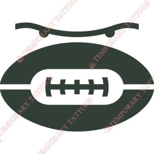 New York Jets Customize Temporary Tattoos Stickers NO.649