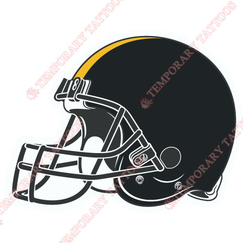 Pittsburgh Steelers Customize Temporary Tattoos Stickers NO.686