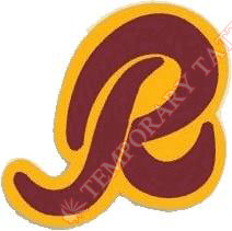 Washington Redskins Customize Temporary Tattoos Stickers NO.847