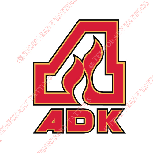 Adirondack Flames Customize Temporary Tattoos Stickers NO.8963