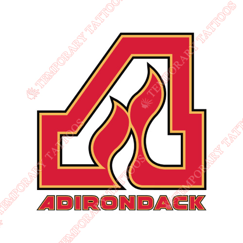 Adirondack Flames Customize Temporary Tattoos Stickers NO.8964