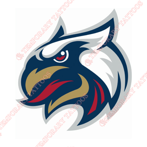 Grand Rapids Griffins Customize Temporary Tattoos Stickers NO.9009