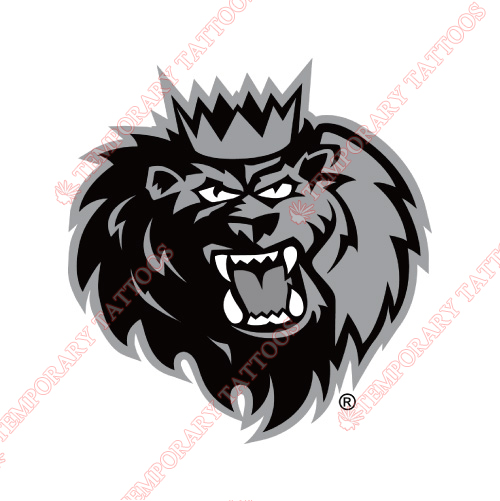 Manchester Monarchs Customize Temporary Tattoos Stickers NO.9071