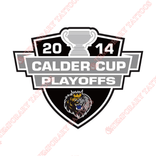 Manchester Monarchs Customize Temporary Tattoos Stickers NO.9075