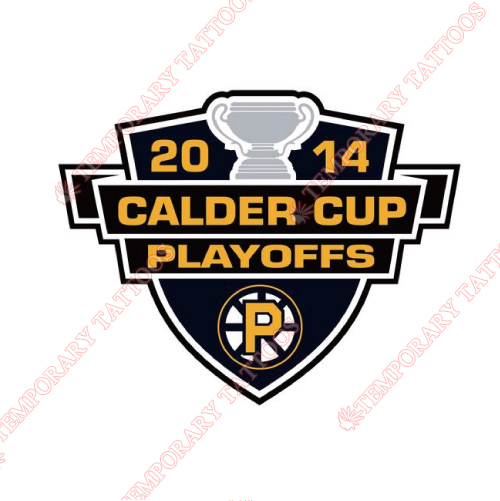 Providence Bruins Customize Temporary Tattoos Stickers NO.9120
