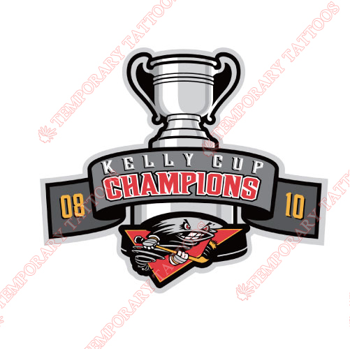 Cincinnati Cyclones Customize Temporary Tattoos Stickers NO.9237